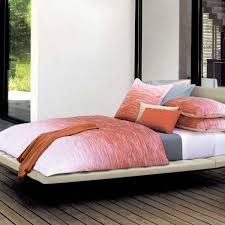 mirage coral bedding