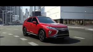 2018 mitsubishi eclipse cross exterior u0026 interior youtube