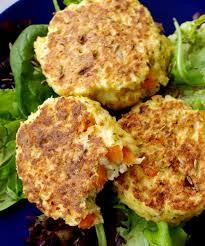 saumon cuisine fut les croquettes de légumes de véro véronique cloutier