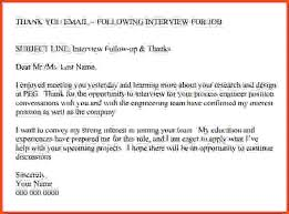 sample interview thank you email interview thank you email samples