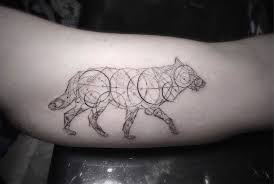 tattoo needle for thin lines geometric fine line tattoos by la s famous dr woo