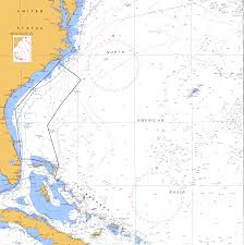 Gulf Stream Map Sailing Topics
