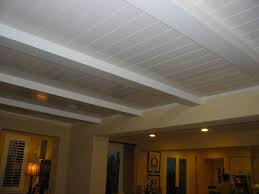 basement white basement ceiling ideas with recessed lighting and