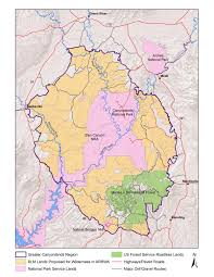 Utah Blm Map by Senators Lobby For And Against New National Monument Kuer