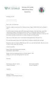 alumni solicitation letter with reply slip and logo 1 documents