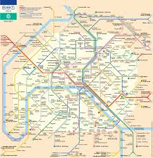 Pz Map Pz C Paris Metro