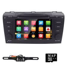 nissan altima 2005 double din hizpo 7 inch double din in dash hd touch screen car dvd player gps