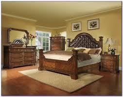 Bedroom Sets Real Wood Solid Wood King Size Bedroom Sets Bedroom Home Design Ideas