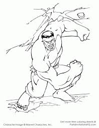 printable hulk coloring pages coloring