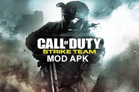 mod apk call of duty strike team mod apk obb data compressed