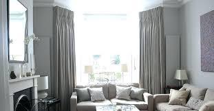 Bay Window Curtains Bay Window Drapes Electricnest Info