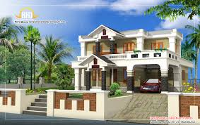 Kerala Home Design Latest February 2012 Kerala Home Design And Floor Plans
