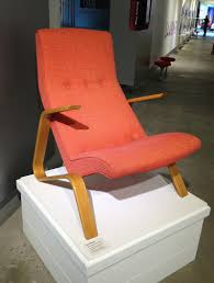 Saarinen Grasshopper Lounge Chair Eero Saarinen Architect Of The Curve Madges Hatbox Vintage