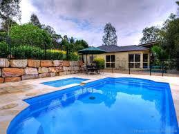 Deep Backyard Pool by Azure Pools