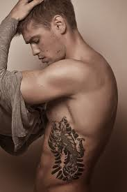 guys side tattoo images