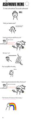 Asdf Movie Memes - asdf movie meme by ambyrfire on deviantart