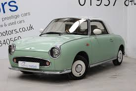 nissan figaro used nissan figaro cars for sale motors co uk