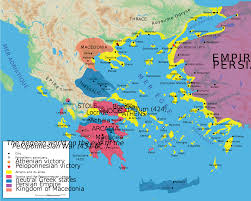 Corinth Greece Map by Map Of Corinth Greece
