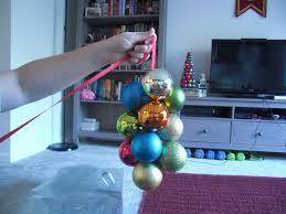 grace diy ornament garland