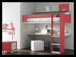 lit mezzanine avec bureau intégré lit mezzanine avec bureau intégré 14058 bureau idées