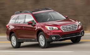 subaru outback 2016 interior 2016 subaru outback u2013 review u2013 car and driver