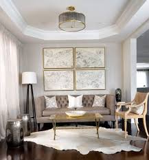 living room flush mount lighting designs ideas u0026 decors