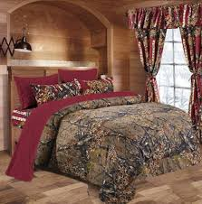 Camouflage Comforter Burgundy Bedding Sets Cheap Sale U2013 Ease Bedding With Style