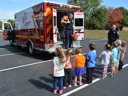 kids learn fire safety coloring pages