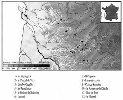 Dordogne France Map by Du Diable