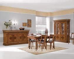 sale da pranzo classiche prezzi gallery of sala intarsiata da pranzo classica mobili casa idea