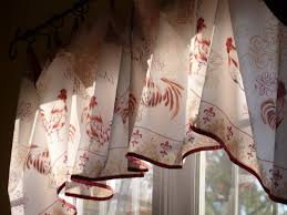 Rooster Swag Curtains by Rooster Kitchen Curtains Kenangorgun Com