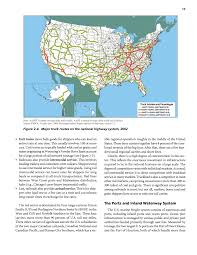 Csx Railroad Map Chapter 2 Overview Of The Freight Transportation System
