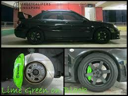 lime green brake caliper spray paint best brake 2017