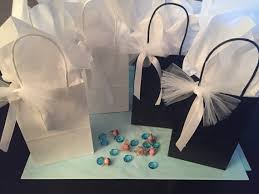 bridal shower gift bags bridesmaid gift bags 12 wedding favors bags gift bags for