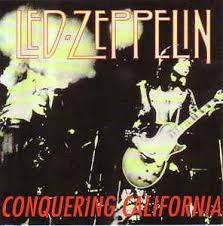 california photo album led zeppelin conquering california cd album at discogs
