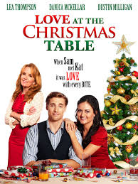 amazon com love at the christmas table lea thompson danica