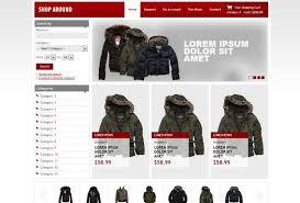 33 free and premium html css ecommerce website templates ginva