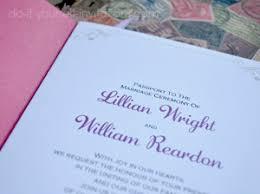 wedding invitation wording sles and ideas