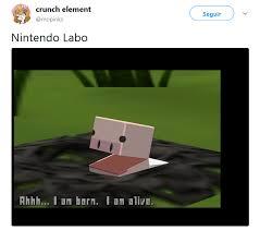 Ahhh Meme - nintendo labo nintendo labo know your meme