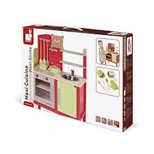 janod maxi cuisine chic janod j06586 maxi cuisine petit beurre bois lovely