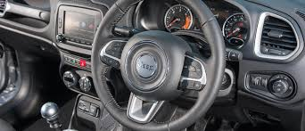 gray jeep renegade interior jeep renegade dimensions and sizes guide carwow