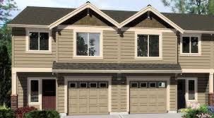 house plans for narrow lots with garage narrow lot house plans with front garage philippines home desain