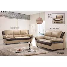 Sofa Casa Leather Sg Casa Quality Sg Leather Psc Sofa Set 1 2 3 99 Cm L X 86