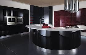 cuisine americaine de luxe cuisine équipée de luxe rayonnage cantilever