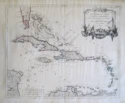 Map Of Southern Caribbean by Antique Maps Of The Caribbean Basin
