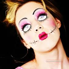 easy halloween face makeup 2015 halloween colored contacts