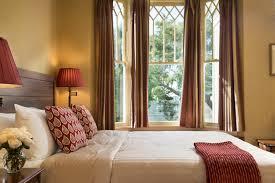 using warm colors in interior design