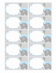 blank insert for boy baby shower invitation thank you notes