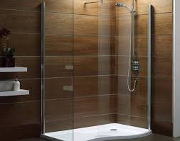 shower stunning all in one shower units v6 curved walk in shower