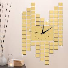 modern diy frameless roman numerals quartz wall clock mirror sales modern diy frameless roman numerals quartz wall clock mirror effect sticker decal set home decoration gold